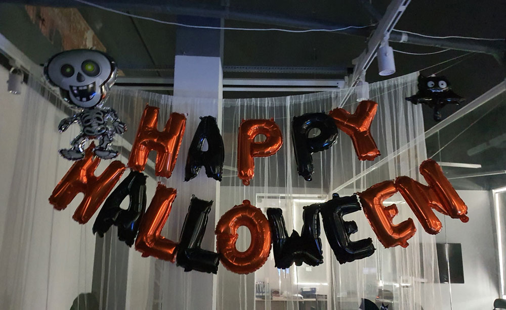 CODE HĂNG SAY, QUẬY LẤY MAY- HAPPY HALLOWEEN 2020